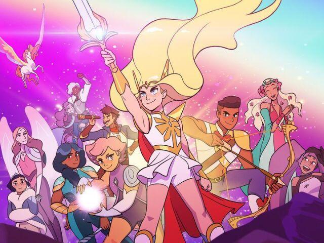 Quem você seria em She-Ra e as Princesas do Poder?