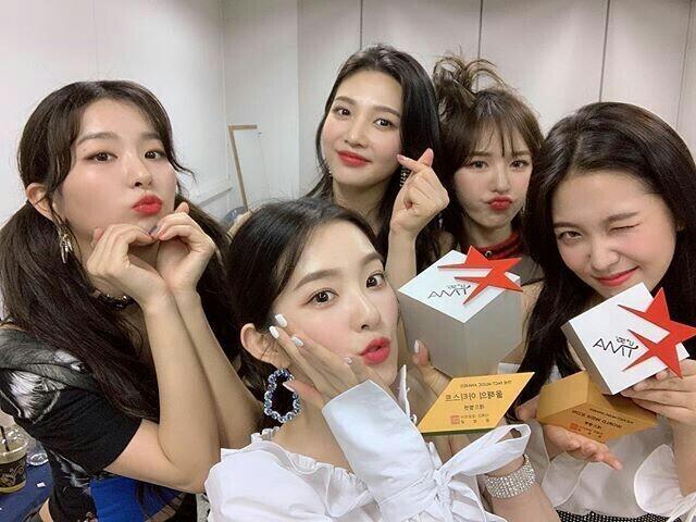 Quiz Red Velvet ❤