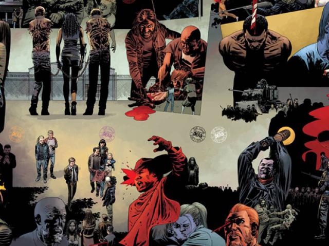 Você sabe tudo sobre The Walking Dead?