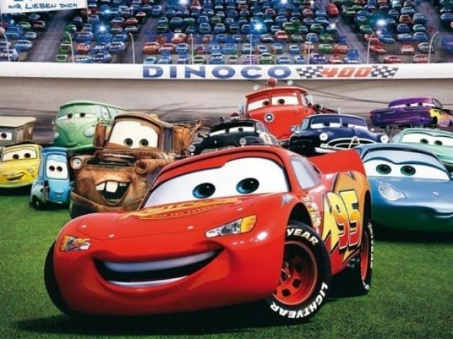 Qual personagem do filme Carros combina com você?