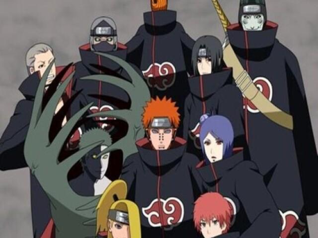 Quem da Akatsuki seria seu namorado?