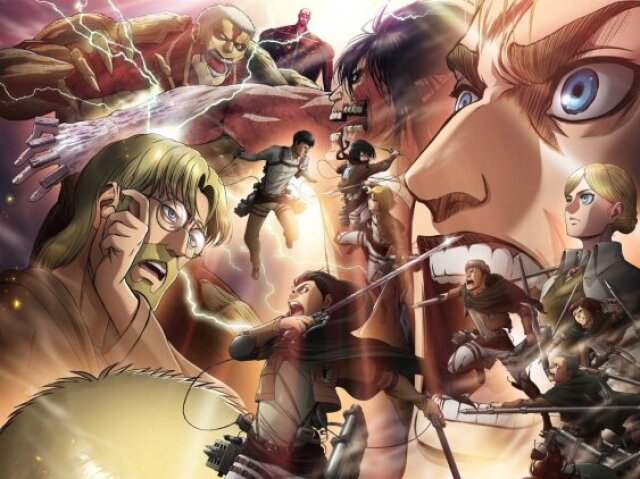 Quiz Attack on Titan hard