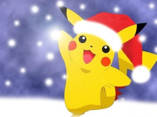 Qual pokémon que o papai Noel teria você teria