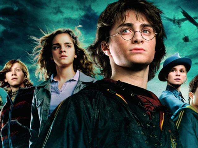 Quem você seria na franquia Harry Potter?