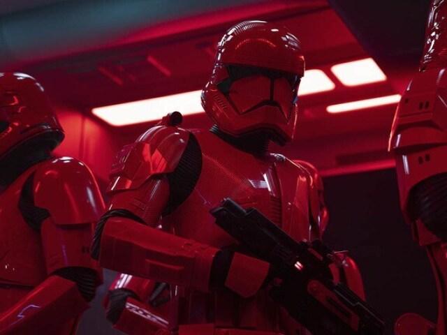 Quem são estes personagens em Star Wars?