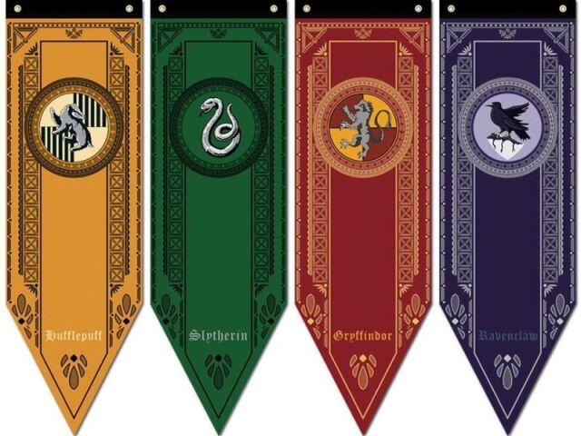 Que casa de Hogwarts você é?
