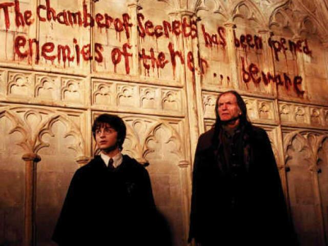 Quiz sobre Harry Potter e a Câmara Secreta