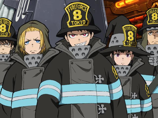 Você realmente conhece Fire Force?