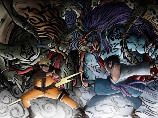 Você é um verdadeiro fã de Naruto?