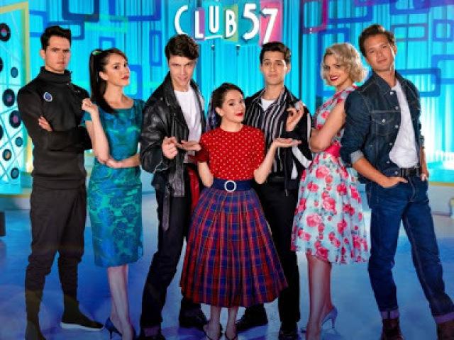 Quem você seria em Club 57?