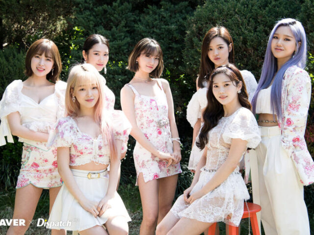 Qual integrante do Oh My Girl seria seu tipo Ideal?