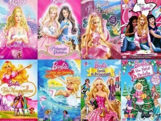 Qual filme da Barbie saiu essa frase?