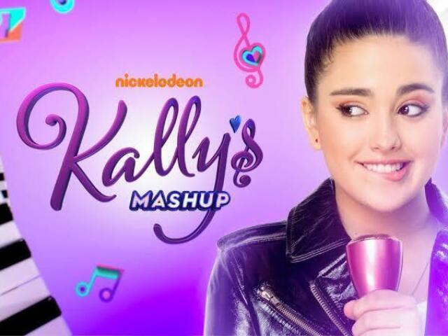 Quem você seria de Kally's Mashup?