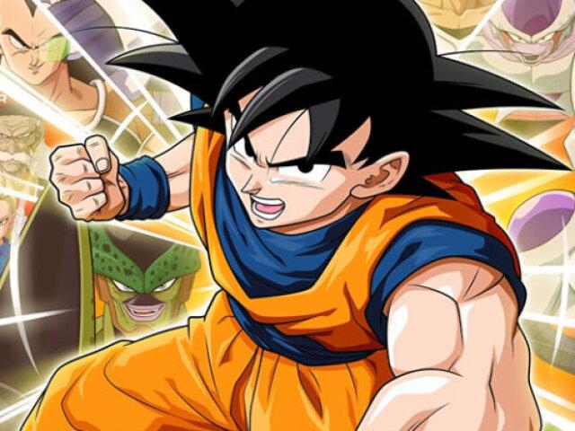 Você conhece todos os personagens de Dragon Ball?