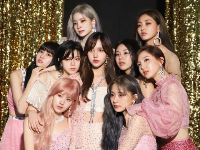 🌹>Quem você seria se fosse uma das integrantes do Twice?<🌹