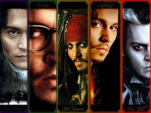 Você conhece o ator Johnny Depp?