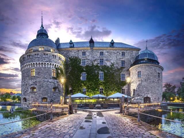 Como seria seu castelo dos sonhos?