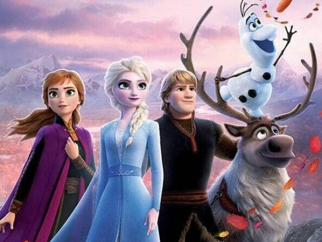 Você conhece Frozen 2
