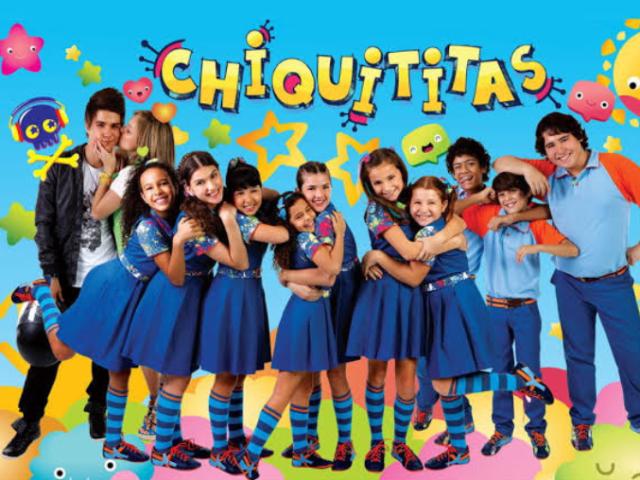 Você conhece mesmo as Chiquititas?
