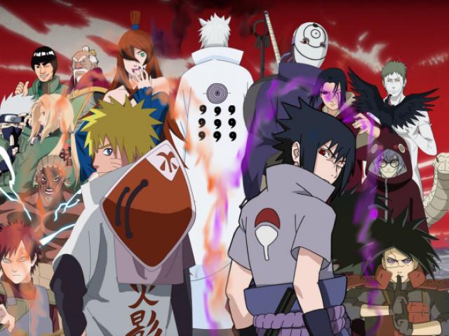 Você é mesmo fã de Naruto Shippuden?