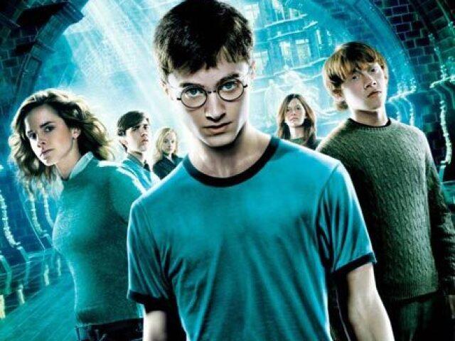 Quiz sobre Harry Potter e a Ordem da Fênix