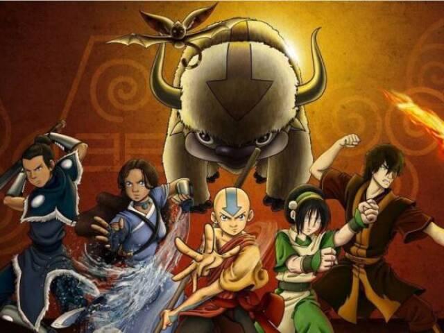 Qual Personagem de Avatar você seria?
