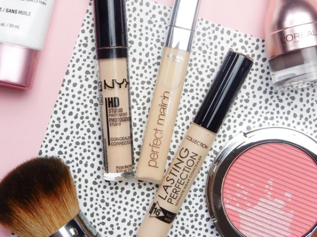 Monte sua coleção de maquiagens