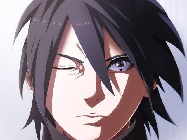 Será que conhece Sasuke Uchiha?