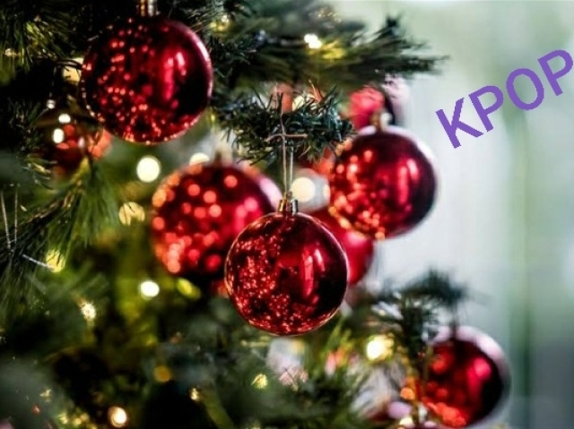 Especial de Natal: Com que idol de k-pop você passaria o Natal?
