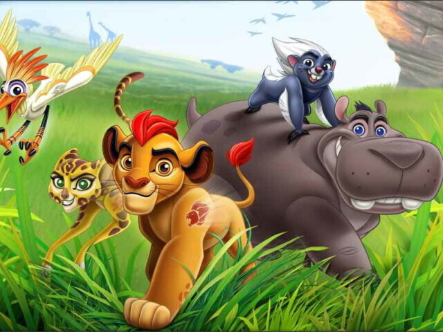 Você conhece a guarda do leão?