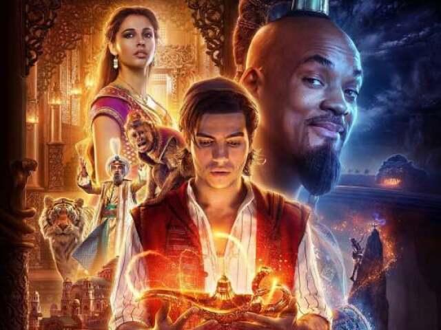 Quem é vc em Aladdin ?