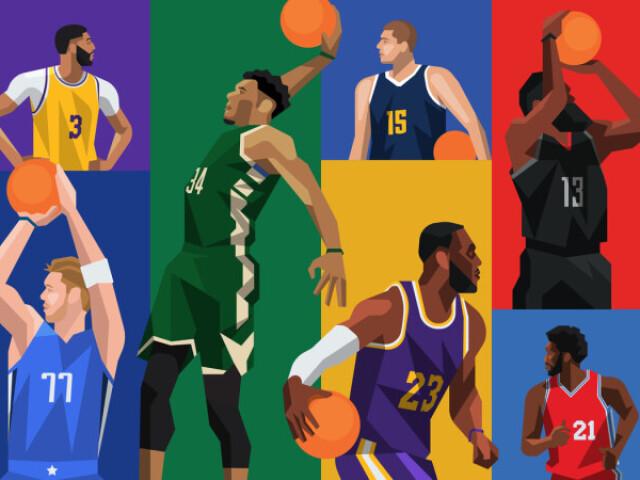 Descubra que jogador da NBA que você seria!