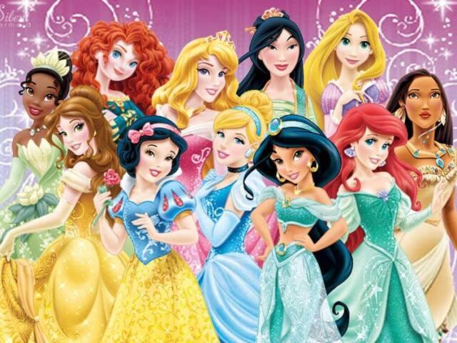 Qual princesa da disney voce é
