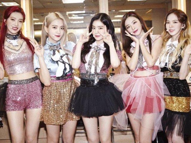 •Vou tentar adivinhar sua bias no Red Velvet•