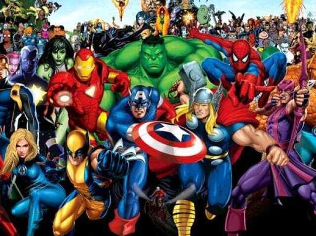 Que super-herói você seria?