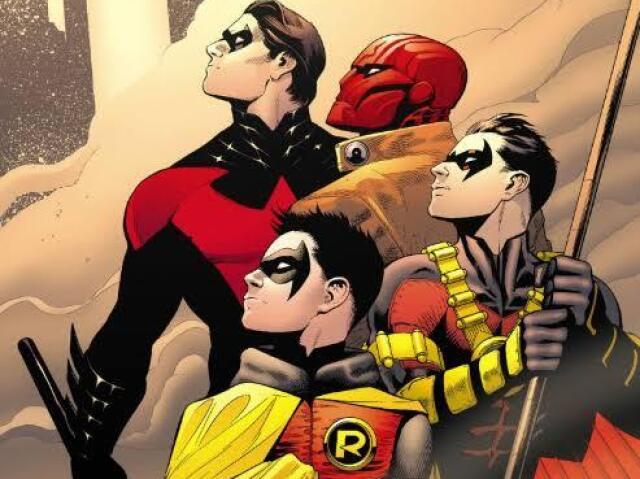 Qual dos Robin você seria?