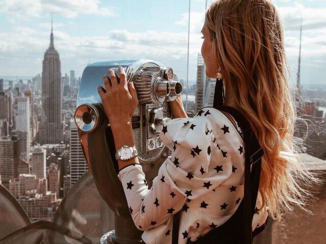 Monte sua sessão de fotos em NOVA IORQUE