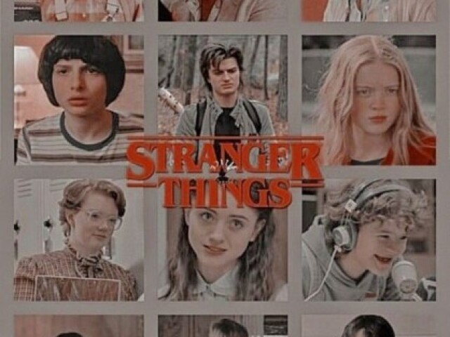 Você realmente conhece Stranger Things? 🧸🍄🌿