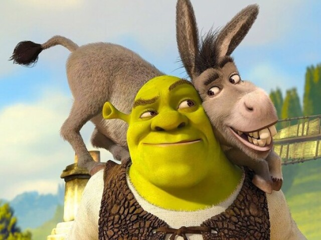 Você conhece o Shrek?