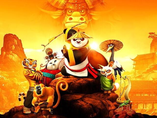 Você conhece Kung Fu Panda?