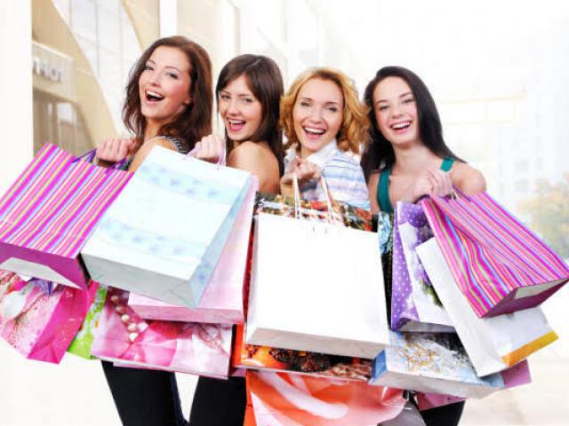 Monte seu dia de compras!