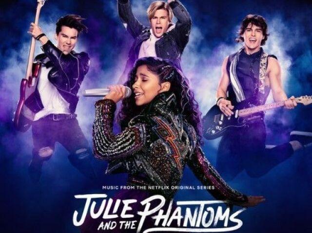 """Quem você seria de """"Julie and the Phantoms""""?"""