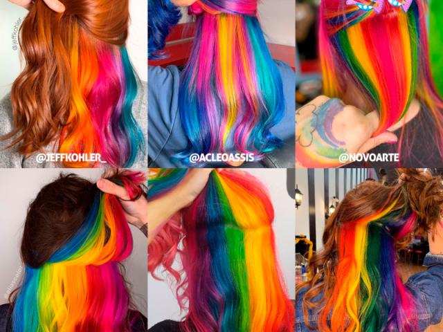 Qual seria a cor ideal para seus cabelos?
