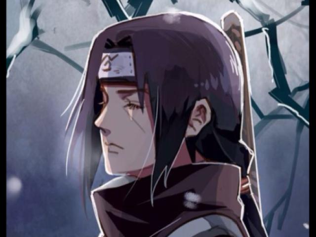 O que você seria do ninja lendário Itachi Uchiha?