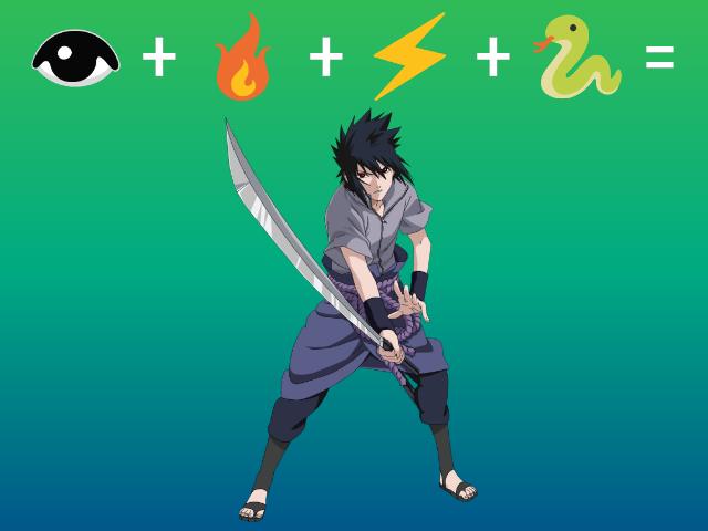 Adivinhem os personagens de Naruto por emojis