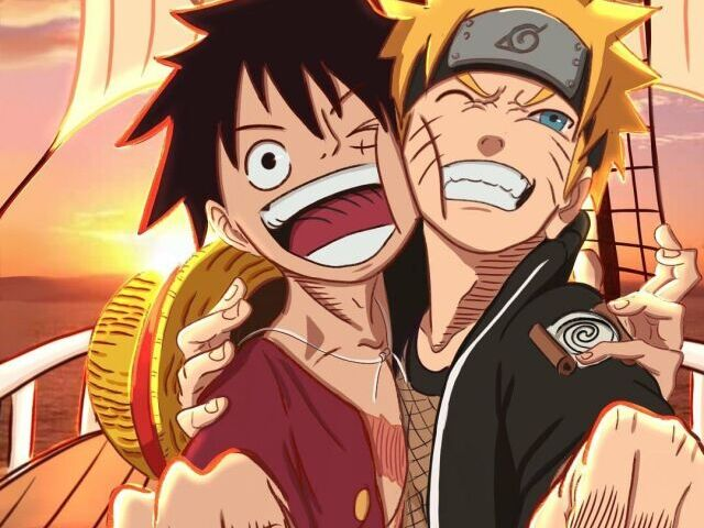 Você é mais Luffy ou Naruto?