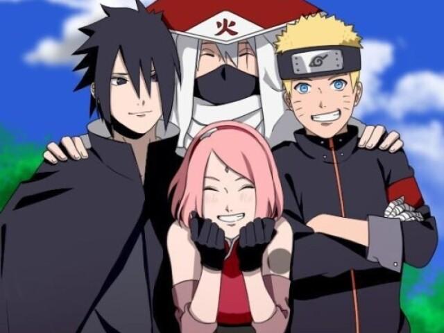 Quem você seria do time 7? ✨❤