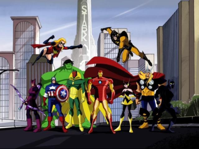 Qual herói da Marvel você seria?