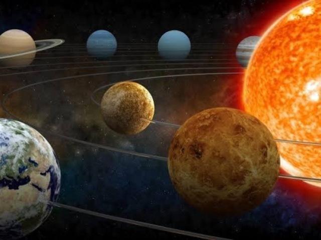 Você conhece o Sistema Solar?