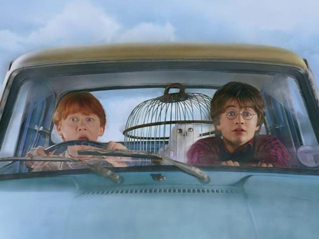 Qual casa de Hogwarts MENOS combina com você?